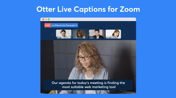 5 Tools for Live Captioning Your Zoom Class